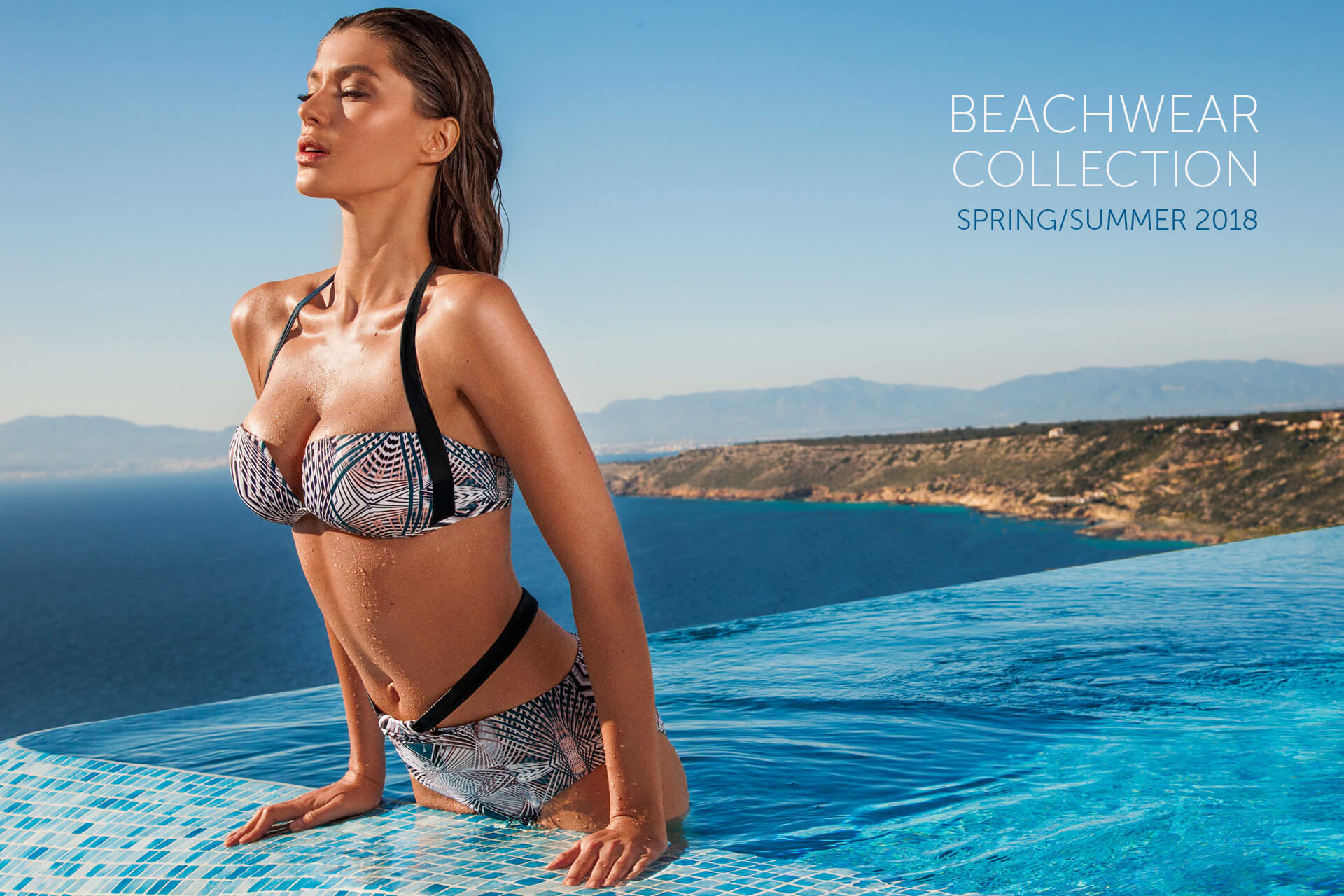 Beachwear Collection 2018